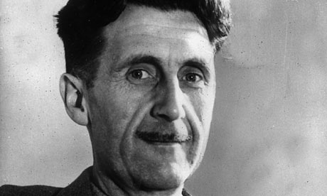 Picture: George Orwell