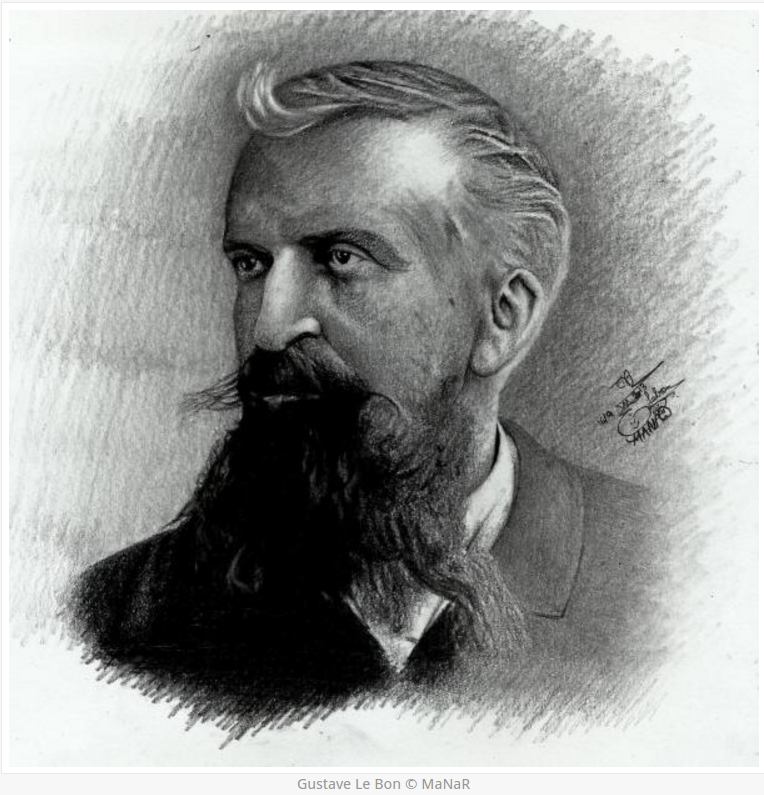 Gustave Le Bon (Drawing)